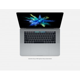 Apple MacBook Pro 15 inç Touch Bar 6 çekirdekli Intel Core i7 2.6GHz/16GB/512GB SSD (Uzay Grisi) MR942TU/A