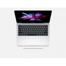 Apple MacBook Pro 13 inç DC i5 2.3GHz/8GB/256GB PCIe SSD (Gümüş) MPXU2TU/A