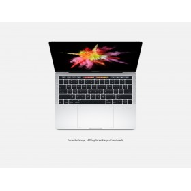 Apple MacBook Pro 13 inç Touch Bar DC i5 3.1GHz/8GB/512GB PCIe SSD (Gümüş) MPXY2TU/A