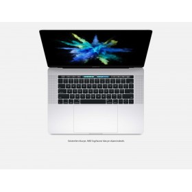 Apple MacBook Pro 15 inç Touch Bar QC i7 2.9GHz/16GB/512GB PCIe SSD (Gümüş) MPTV2TU/A