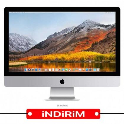 Apple iMac 27 inç Retina 5K QC i5 3.5GHz/8GB/1TB Fusion Drive/4GB R 575 MNEA2TU/A
